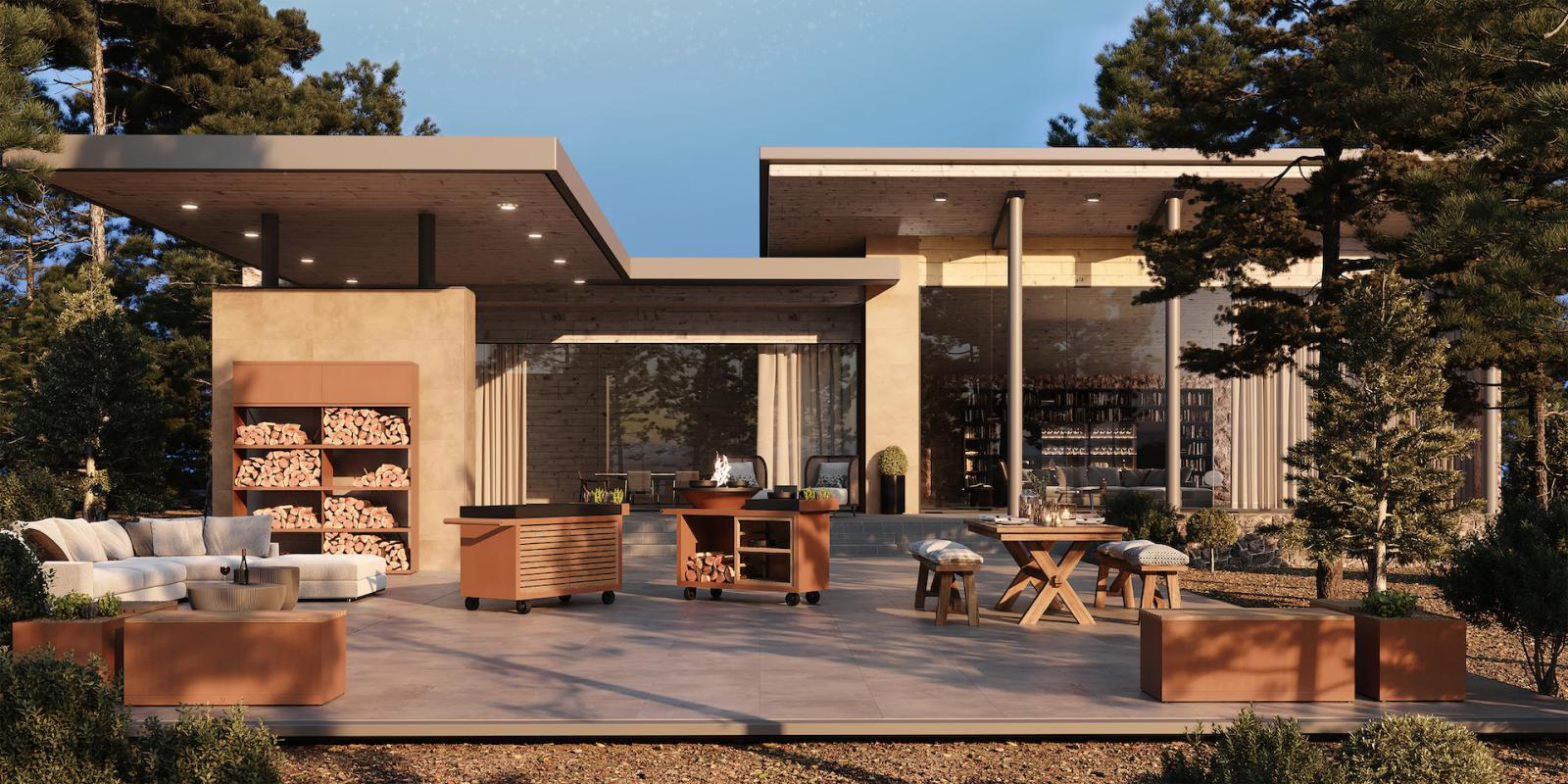 Designed for a new outdoor lifestyle