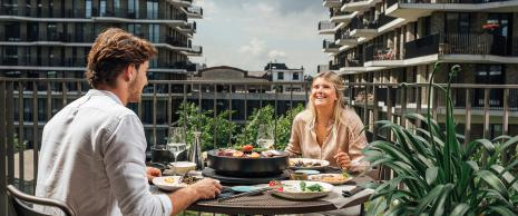 OFYR Tabl'O: the ideal outdoor Table Grill