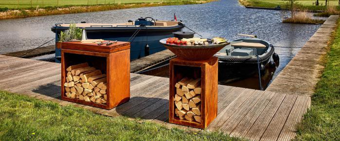 4 Seasons of outdoor cooking