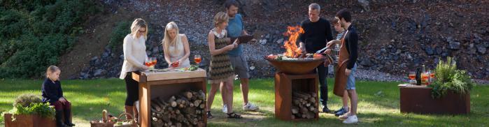 3 Health Benefits Of Outdoor Cooking