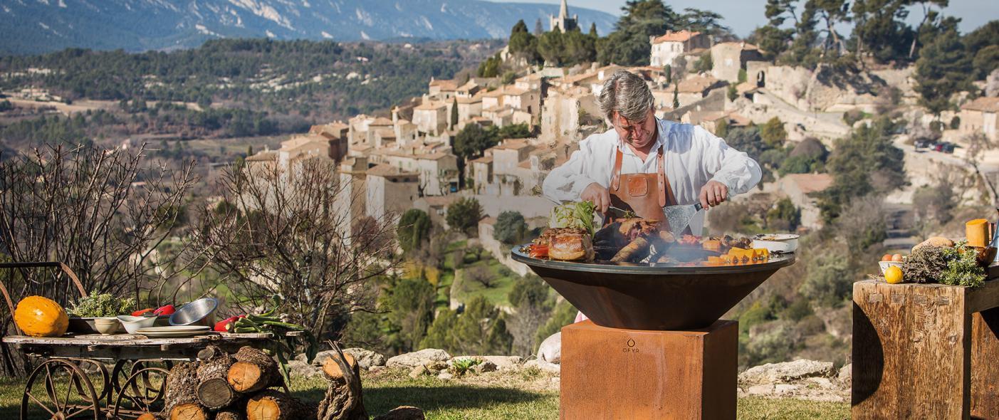 La cuisine en plein air: une tendance qui se confirme